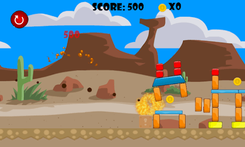 Catapult Desert screenshot 3