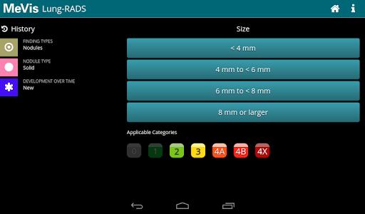 MeVis Lung-RADS screenshot 5
