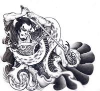 Samurai Tattoo Wallpaper  Applications Android sur Google ...