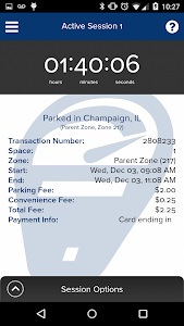 MobileMeter screenshot 1
