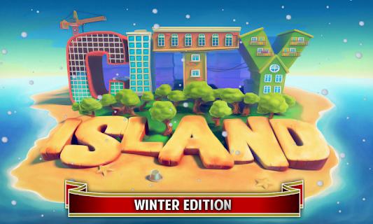 City Island: Winter Edition screenshot 03