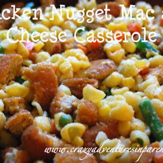 10 Best Pasta Chicken Nuggets Recipes