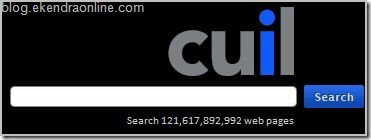 cuil search engine