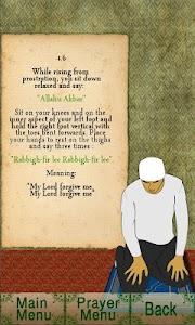 Salah Teacher (Salat - Islam) screenshot 3