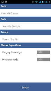 Pozuelo Smart Parking screenshot 3