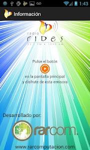 Radio Fides screenshot 1