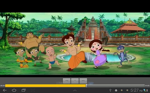 Chhota Bheem Bali Movie Clips screenshot 0