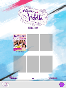 Violetta - Fotostory screenshot 11