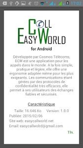 Easy Call World screenshot 6