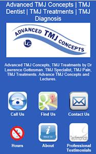 Advanced TMJ Concepts screenshot 2