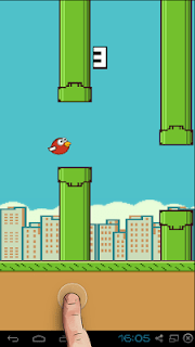 Floppy Bird screenshot 01