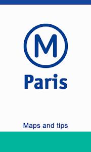 Metro Map Paris - Map and Tips screenshot 0