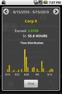 Workaholic screenshot 1