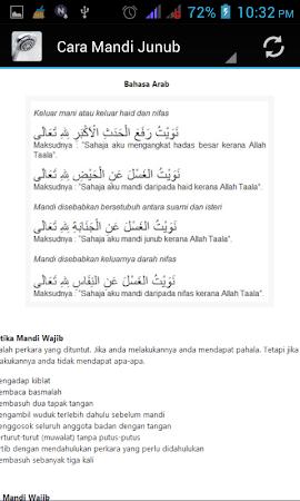 Doa Mandi Wajib Bersetubuh : mandi, wajib, bersetubuh, Mandi, Junub, Books, Reference, Application, APK4Now
