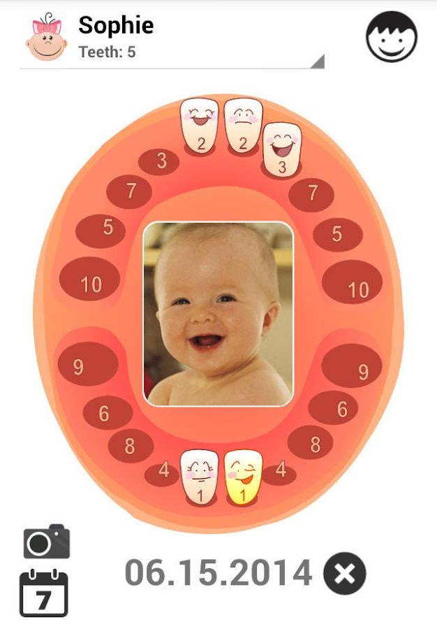 Baby Teething Free - Android Apps on Google Play