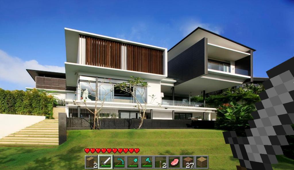 Modern House Ideas Minecraft Google Play Store Revenue