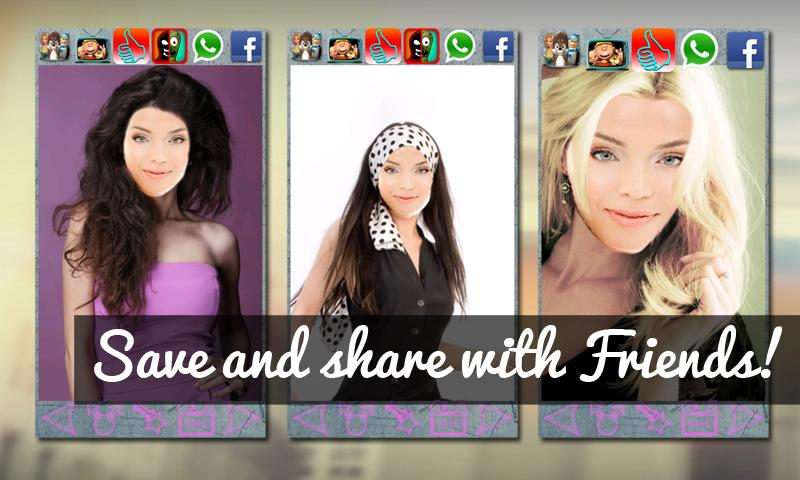Hairstyles Star Look Salon Android Apps On Google Play