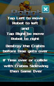 Robot Dash - Robot Boxing screenshot 2