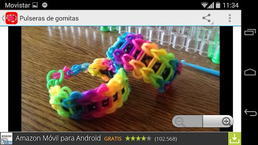 Rubber bands bracelets screenshot 6
