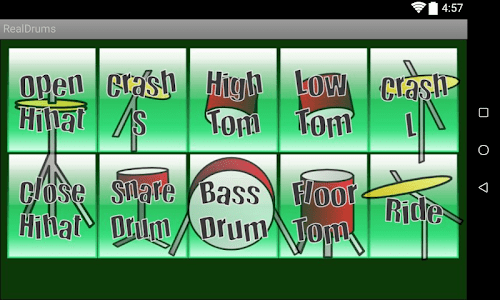 Real Drums screenshot 2