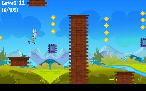 Bunny Rush Run screenshot 16