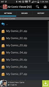 Air Comic Viewer [AD] screenshot 1