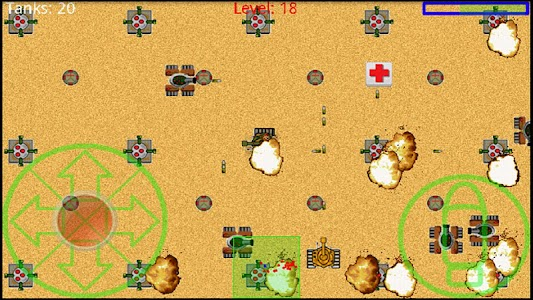 Tank Battle Full Version screenshot 4