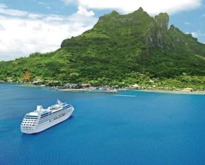 Bora Bora - Cruiseable