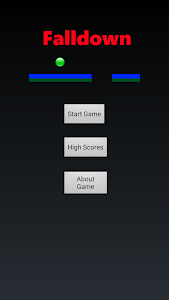 Falldown screenshot 0