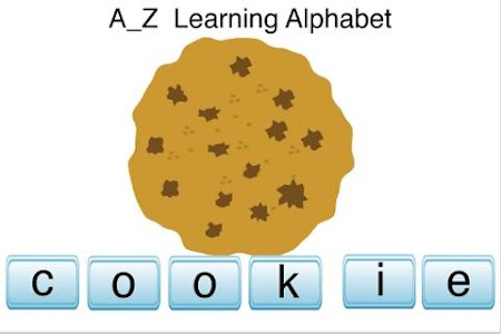 A to Z Learning Alphabet screenshot 2