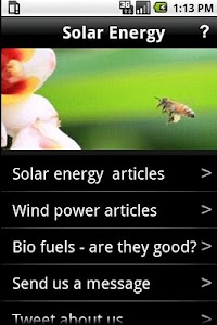 Create Green Energy screenshot 0