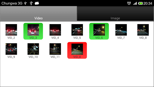 Ruba - car video recorder APK