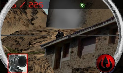 army sniper: mountain strike screenshot 0