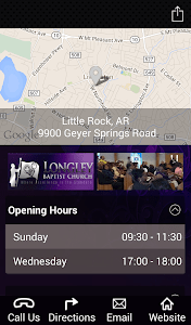 Longley Baptist Church screenshot 9