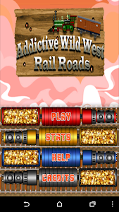 Addictive Wild West Rail Roads screenshot 0