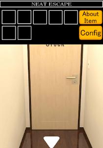 脱出ゲーム トイレからの脱出 screenshot 2