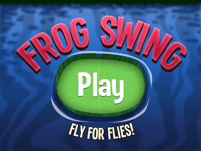 Frog Swing - Sticky Tongue screenshot 14