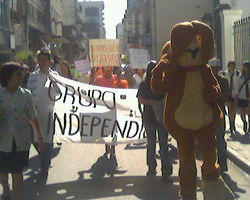 Movilización GIPAT