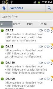 ICD Lite 2012 screenshot 5