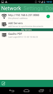 Gaaiho PDF Reader screenshot 2