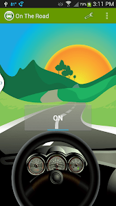 On The Road (HandsFree SMS) screenshot 0