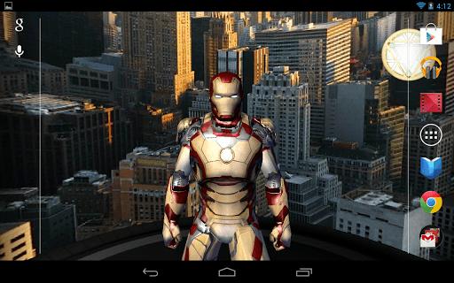 Iron Man 3d Live Wallpaper Apk Download Iron Man 3d Live Wallpaper Apk Gratis Free