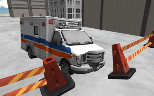 Extreme Ambulance Driving 3D APK