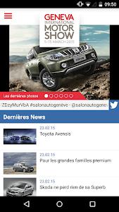 85th Motor Show - Geneva screenshot 0
