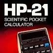 HP21 scientific RPN calculator APK