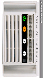 Virtual Air Conditioner screenshot 1