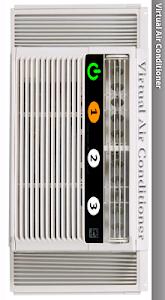Virtual Air Conditioner screenshot 1