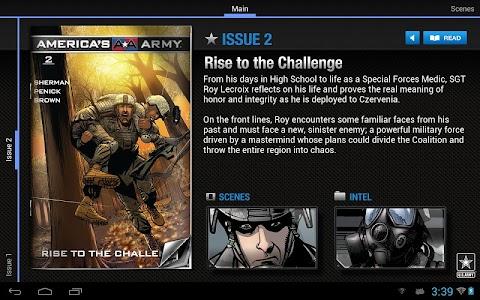 America's Army Comics screenshot 0