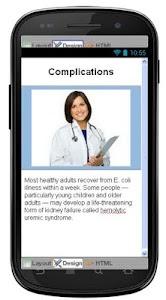 E Coli Disease & Symptoms screenshot 5
