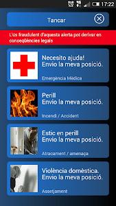 Citizen Security - Cornellá screenshot 1
